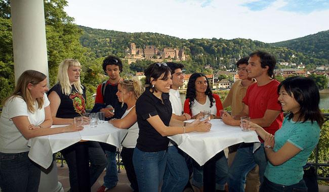 Heidelberg کالج شهر